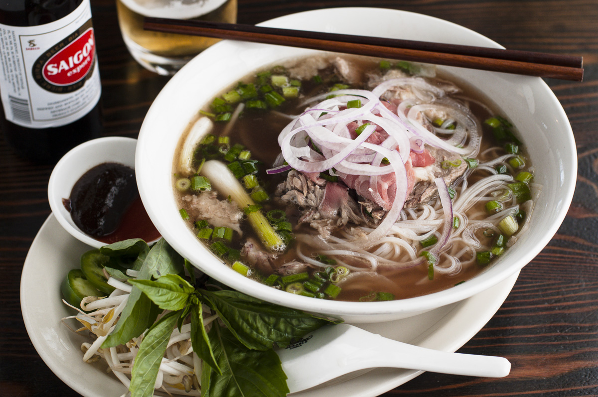 Photo of phở