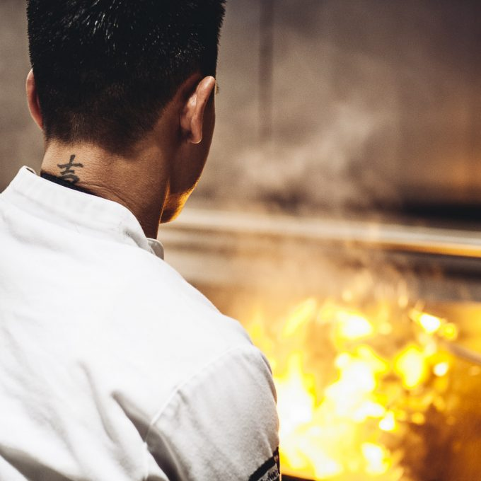 Photo of Wok Cooking